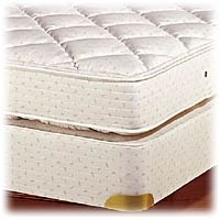 Royal Latex Twin Size Quilt Top Mattress