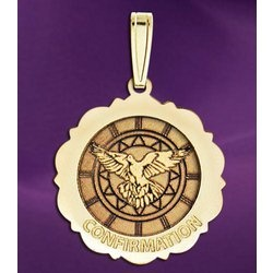 confirmation-scalloped-round-medal-holy-spirit-medal