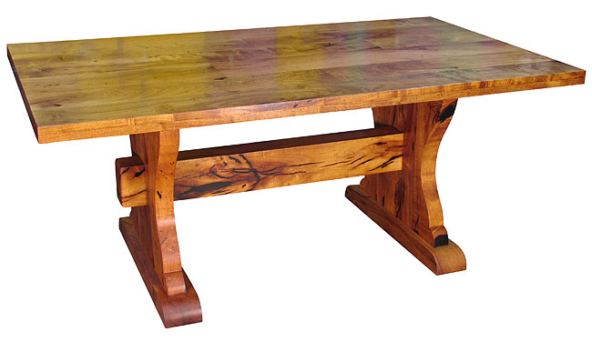 Furniture Dining Room Furniture Table Mesquite Dining Table