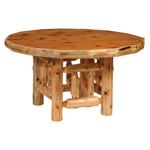 Furniture Dining Room Furniture Table Oval Log Dining Table