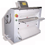American Eagle Dough Roller, Bench Type, Two Roller Process, Maximum up 18', 1Hp AE-PS01