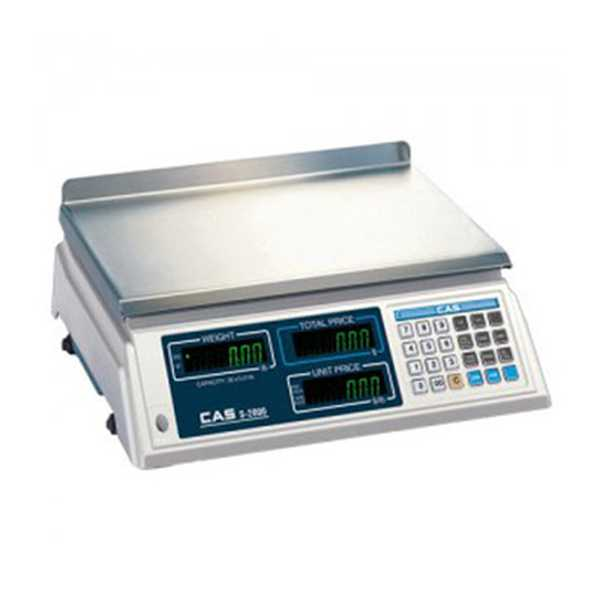 Alfa AS2K-60 Scales/Commercial/Price Computing Scale ALFA-AS2K-60