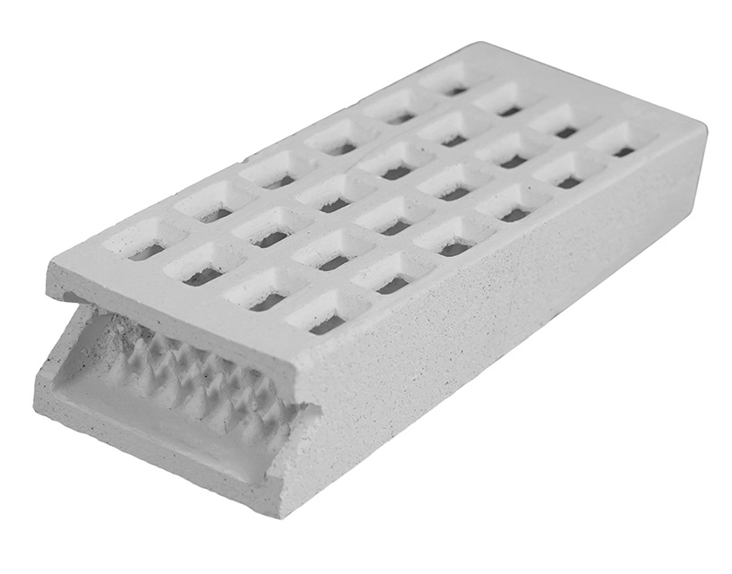 Alfa Single Fire Brick/Parts for Hickory Rotisseries ALFA-HR-113