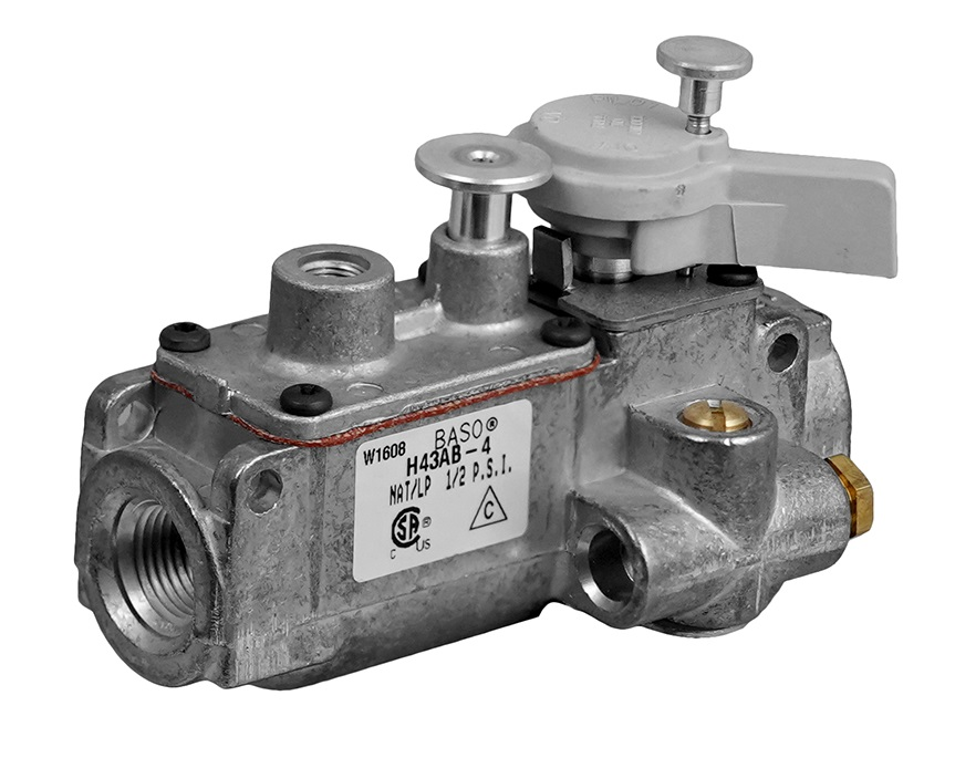 "Alfa Manifold Safety Valve, 3/8""/Parts for Hickory Rotisseries ALFA-HR-180"