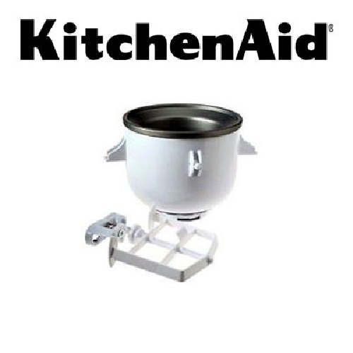 Kitchenaid Mixer Acc Ice Cream Maker Attachmentkicma