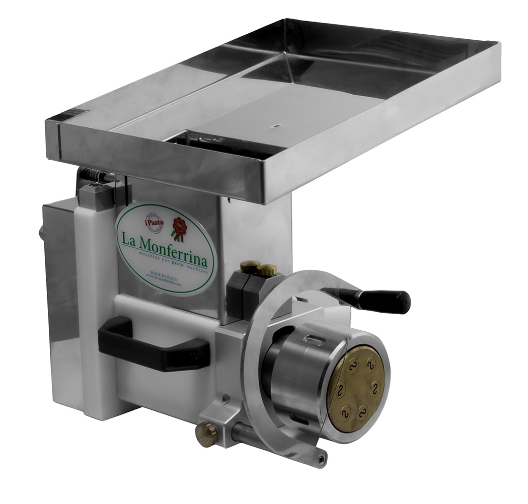 La Monferrina Idea Pasta Extruder Attachment For #12 Hub MixerPEXT-12