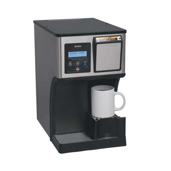 BUNN Single Serve Pod Brewer, My Cafe Ap BUNN-42300-0000