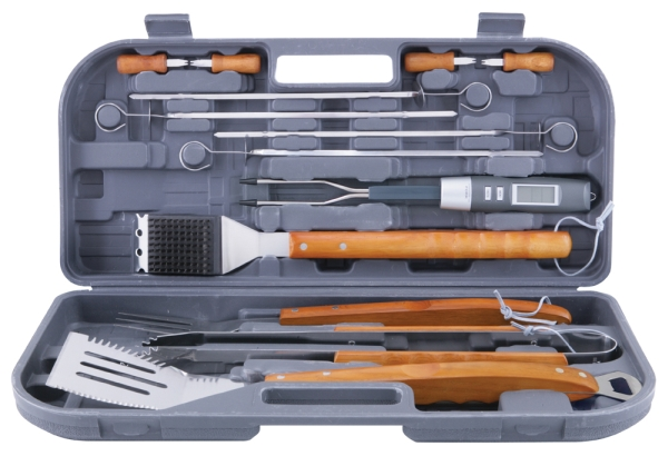 Click here for Mr Bar B Q 94122X 12 Pc Tool Set prices