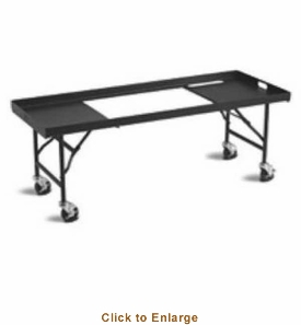 Crown Verity Table with folding legs for PCB-48/60 CRO-CV-GT-60-48-60