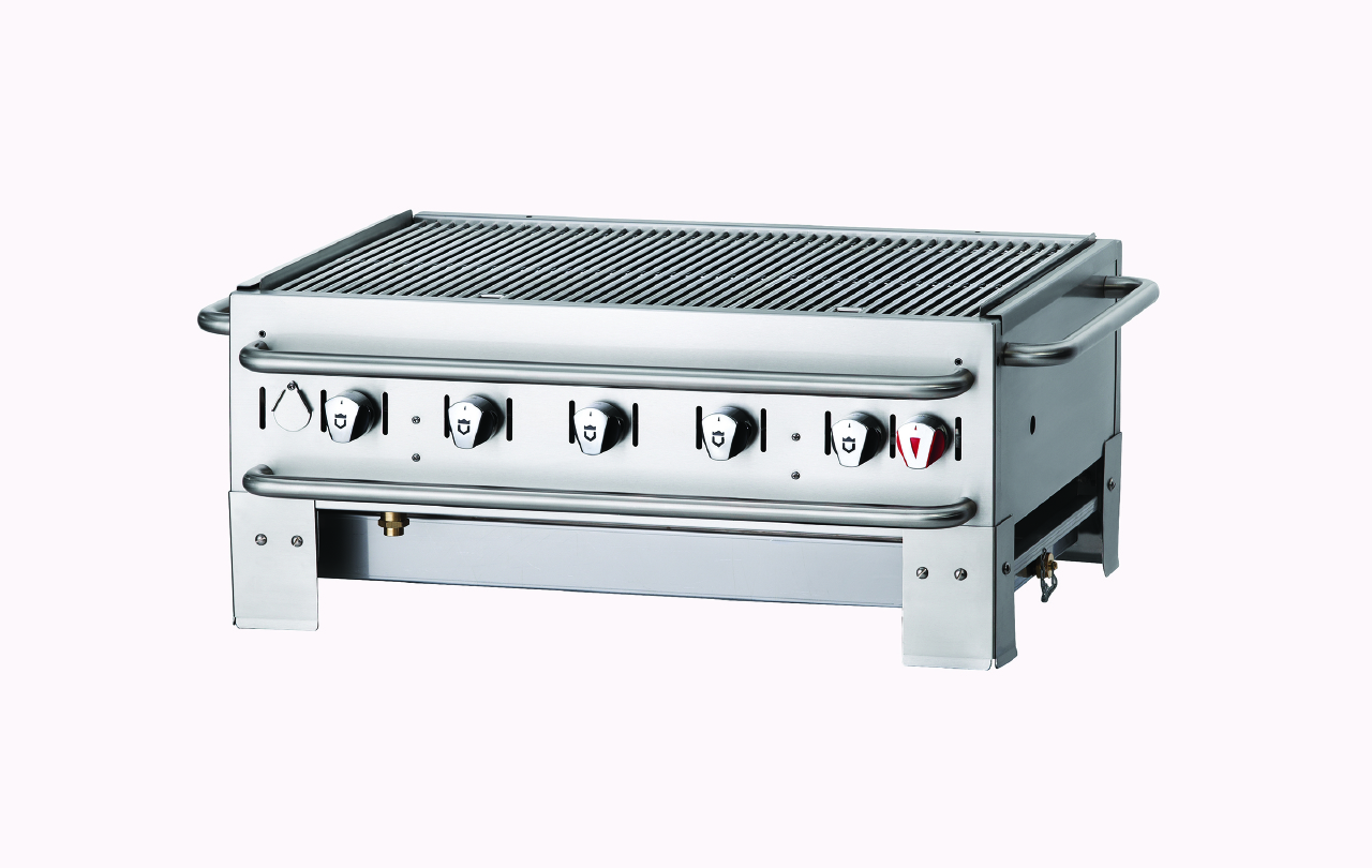 "Crown Verity Portable/Stacking grill 36"" CRO-CV-PCB-36"