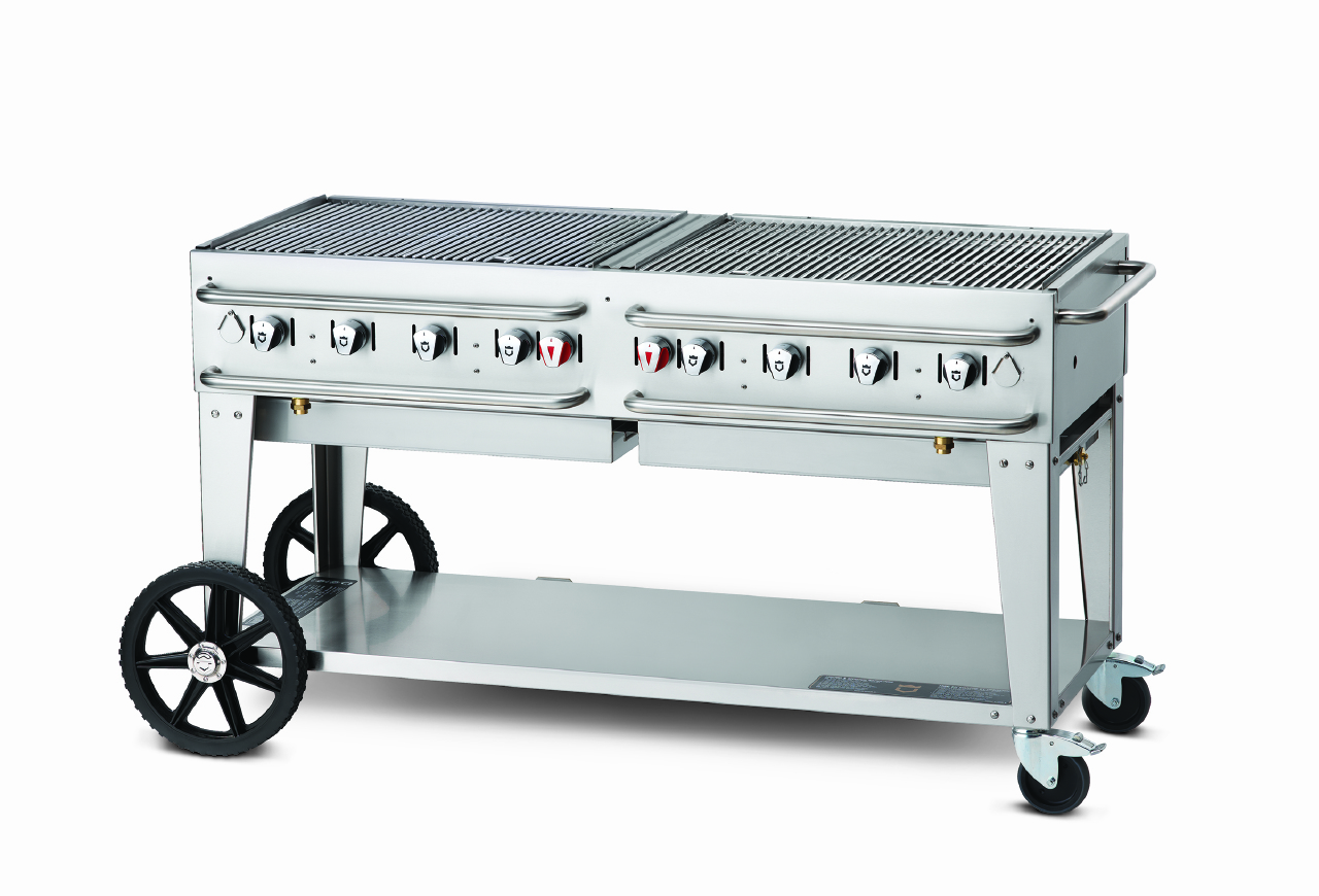 Crown Verity Rental Grill 60 CRO-CV-RCB-60