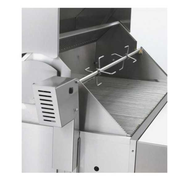 "Crown Verity Rotisserie 48"" BI CRO-CV-RT-48BI"