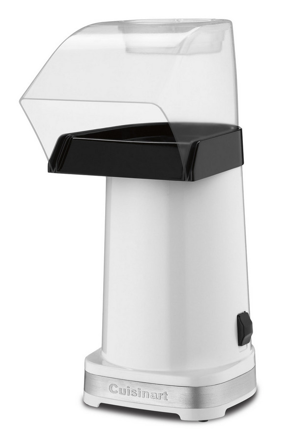 Cuisinart EasyPop Hot Air Popcorn Maker (White) CUIS-CPM-100W