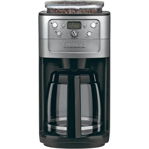 Cuisinart Fully Automatic Burr Grind & Brew™ CUIS-DGB-700BC