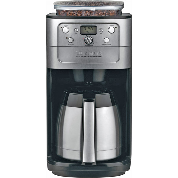 Cuisinart Fully Automatic Burr Grind & Brew Thermal ™ CUIS-DGB-900BC