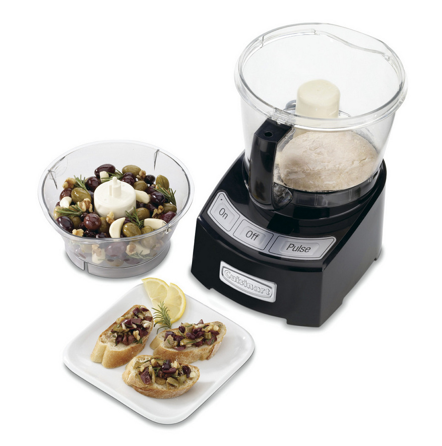 Cuisinart Elite Collection™ 12-cup Food Processor (Black)