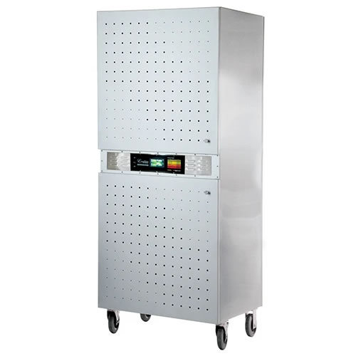 Excalibur Stainless Steel Commercial Food Dehydrator - 2 Zone - NSF Certified CM2