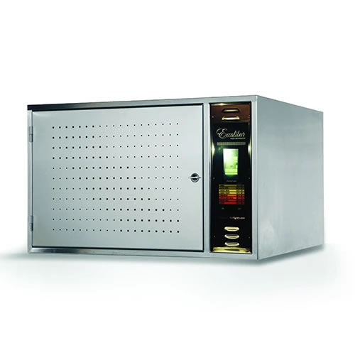 Excalibur Stainless Steel Commercial Food Dehydrator - 1 Zone - NSF Certified CM1