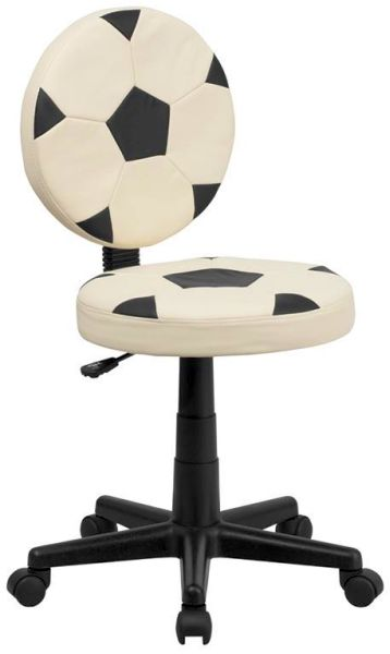 Flash Furniture Soccer Task Chair with ArmsBT-6177-SOC-GG