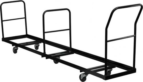 Flash Furniture Vertical Folding Chair Dolly 50 CapNG-DOLLY-309-50-GG