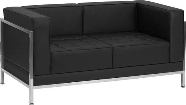 Flash Furniture HERCULES Series Sofa & Love Seat SetZB-IMAG-LS-GG
