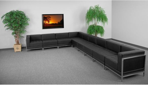 Flash Furniture HERCULES Sectional ConfigurationZB-IMAG-SECT-SET3-GG