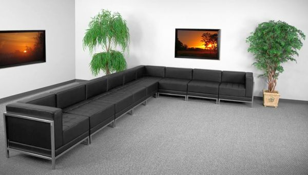 Flash Furniture HERCULES Sectional ConfigurationZB-IMAG-SECT-SET4-GG