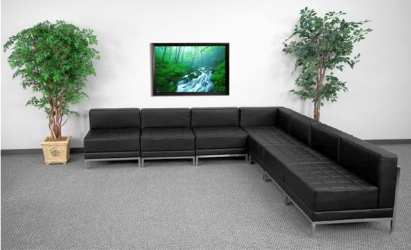 Flash Furniture HERCULES Sectional ConfigurationZB-IMAG-SECT-SET6-GG