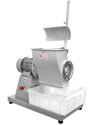 Omcan (FMA) Heavy Duty Cheese Grater, electric, 4 HP