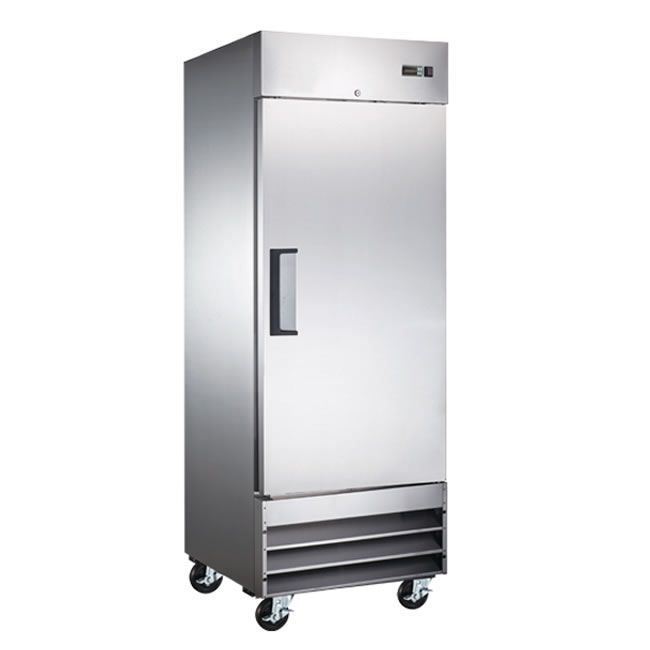 Omcan (FMA) 'Freezer, reach in, one-section, 23 cu. ft, 1/2 HP, 8.6 amps, CE, ETL, Energy Star