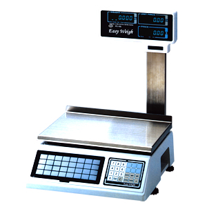 Easy Weigh 60Lb Advanced Price Computing Scale w/pole FTW-PC100-PV
