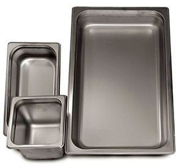 Royal Industries 2/3 X 4 S/S Pan 24 Gauge ROY-ROY-STP-2304