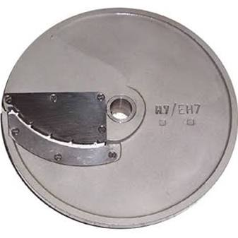 "Fleetwood Julienne Disc 9/32"" (7 Mm), For Vegetables only, Use With Master Sky And Master Ss Machines FTW-H7"