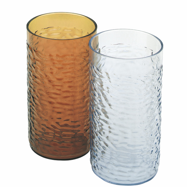 Thunder Group 16 Oz, Pebble Tumbler, Clear THUN-PLPTB016C