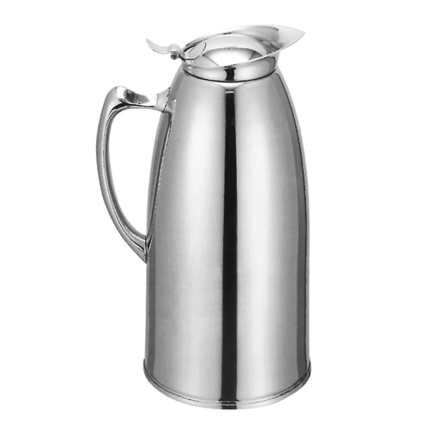 Thunder Group 50 Oz Stainless Steel Lined Carafe THUN-TWSM050