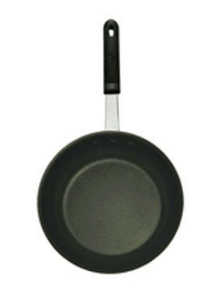 Update International Fry Pan 12in Alum Eclipse Coating w /Molded Silicone Handle