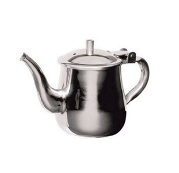 Update International Teapot Gooseneck S/S 10Oz