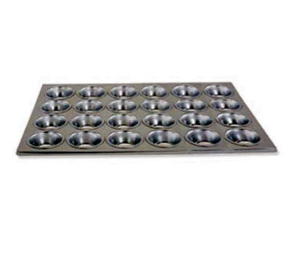 Update International Muffin Pan Alum 24 Cup UPD-MPA-24